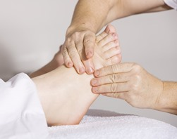 foot massage in South Beach OR